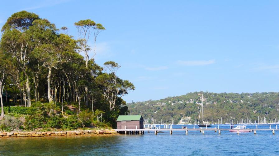 Scotland island - Sydney (Australie - février 2017)