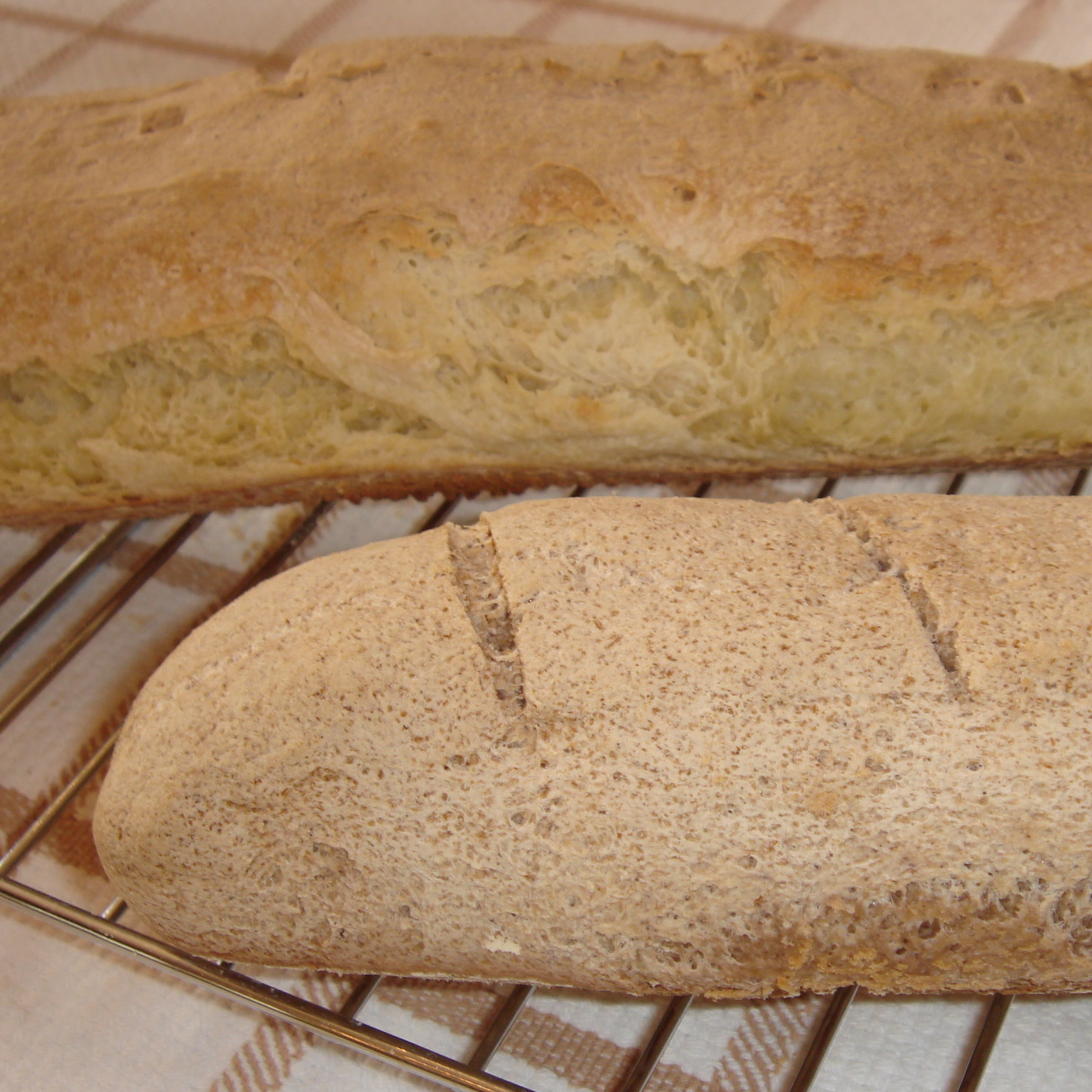 The Gluten-Free-Bread Baking-with-Psyllium-Husks-Powder Test