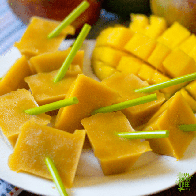 Mango Coconut Creamsicles