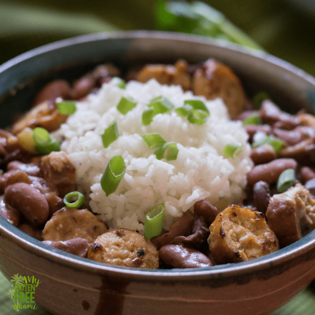 Louisiana Style Red Beans and Rice