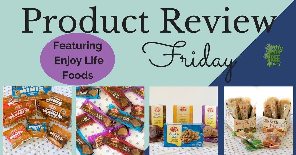 Enjoy Life Foods Review