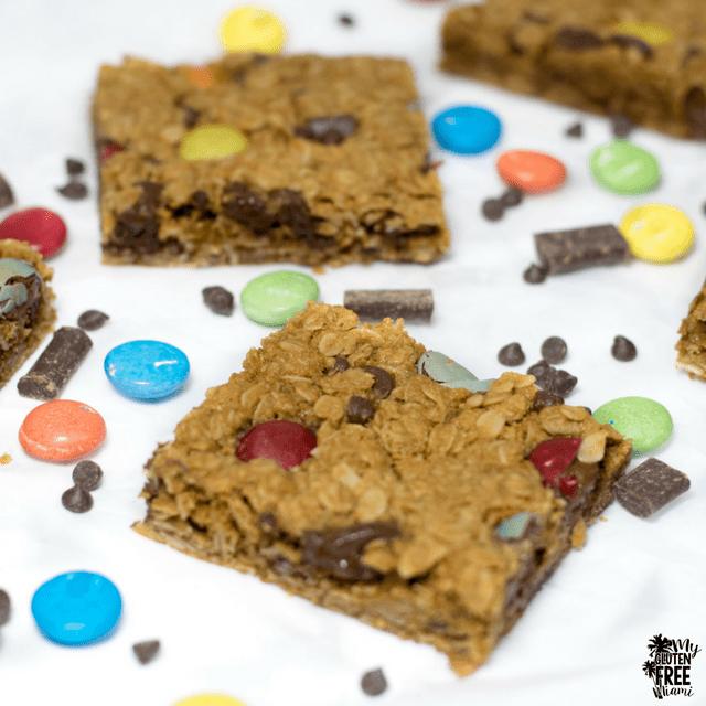 Monster Cookie Bars Top 8 Free