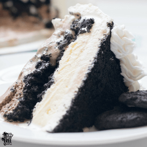 Gluten Free Ice Cream Cake {Carvel Copy Cat}
