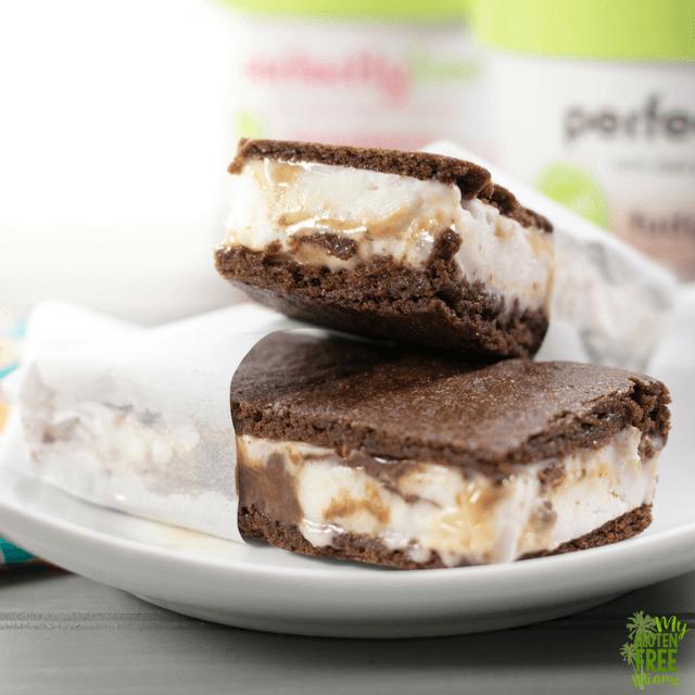 gluten free ice cream sandwich