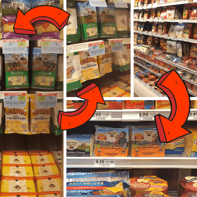 Organic Valley Store Picture