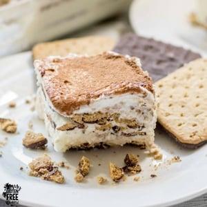 Gluten Free Tiramisu Ice Box Cake