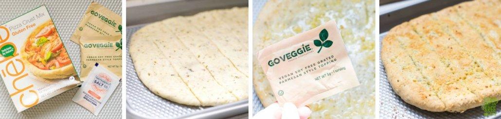 How to make gluten free cheezy bread sticks