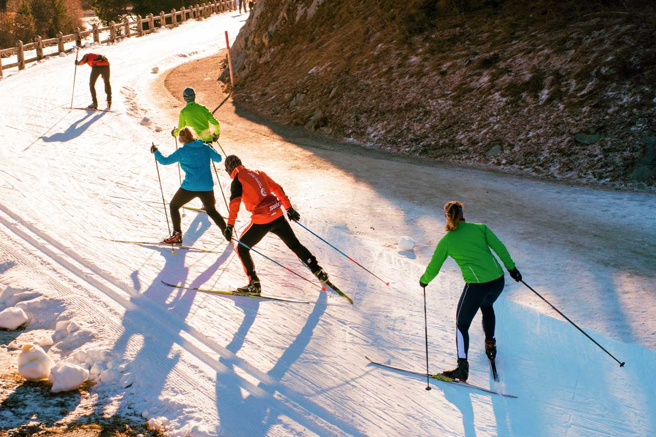 Skilanglauf Trainingsplan, iStock Photology1971