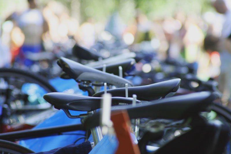 Checkliste für die Triathlon Wechselzone