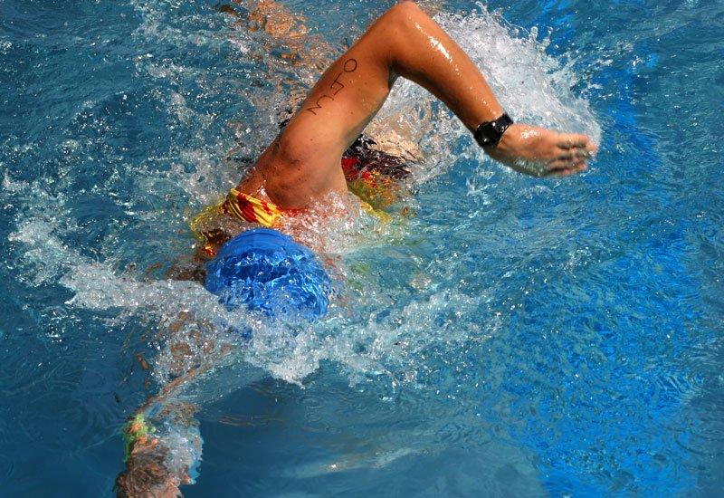 Kraulschwimmen Technik
