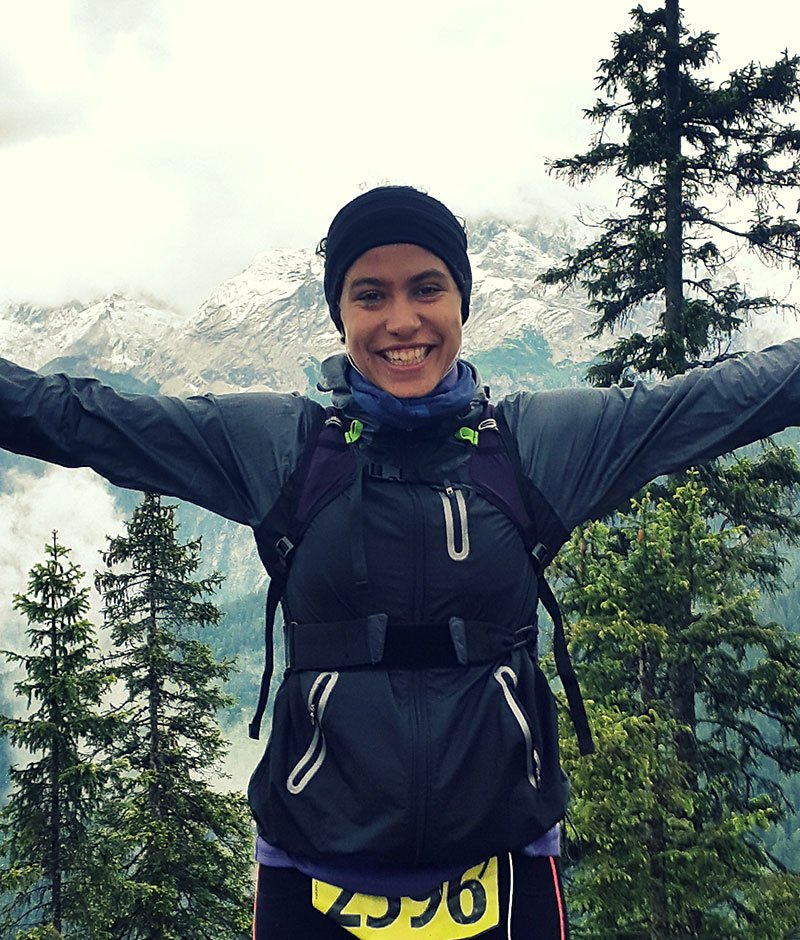 Oriane - Trail-Läuferin und Bloggerin aus Berlin