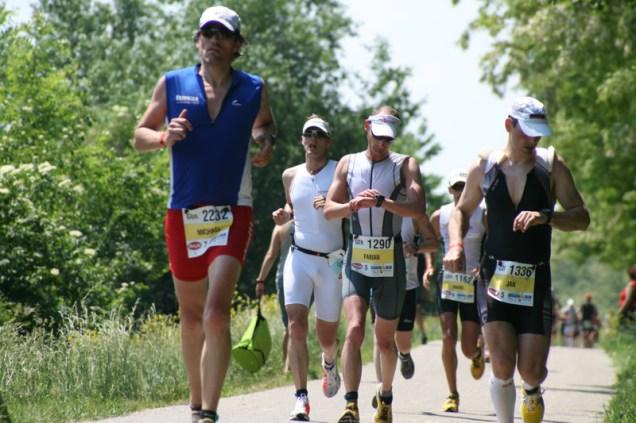 Triathlon Laufen Mitteldistanz