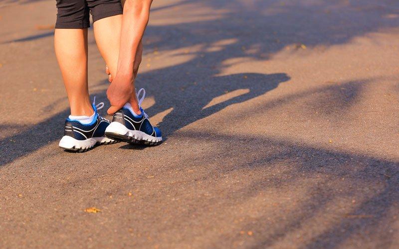 Laufverletzungen und Schmerzen beim Laufen