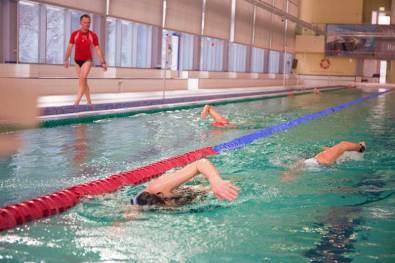 Schwimmseminar Trainer