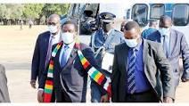 President ED in Matabeleland for Gukurahundi Talks