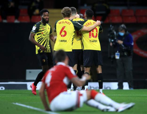Relegated Watford Off to a Good Start