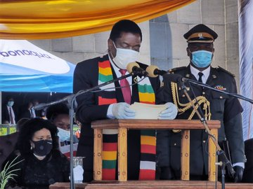 President Mnangagwa Declares War against Ritual Murderers
