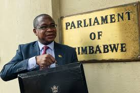 Mthuli Ncube Blasted By Speaker of Parly