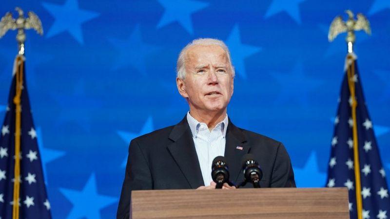 LATEST: Joe Biden Dislodge Trump from White House