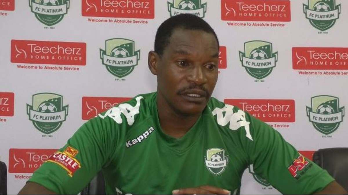 Mapeza Return to FC Platinum at de Jongh's Expense