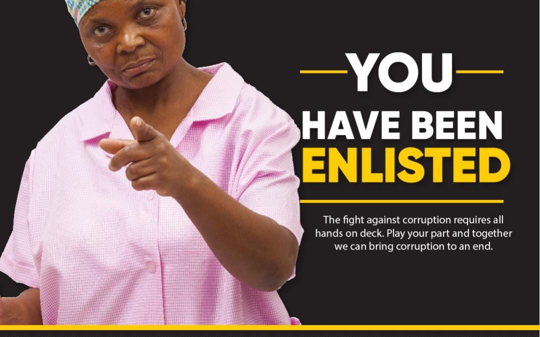 ZACC Calls for the Public to Report all those who Take Bribes