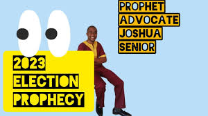 Watch Prophet Joshua Prophecy on the 2023 Zimbabwe Election Results