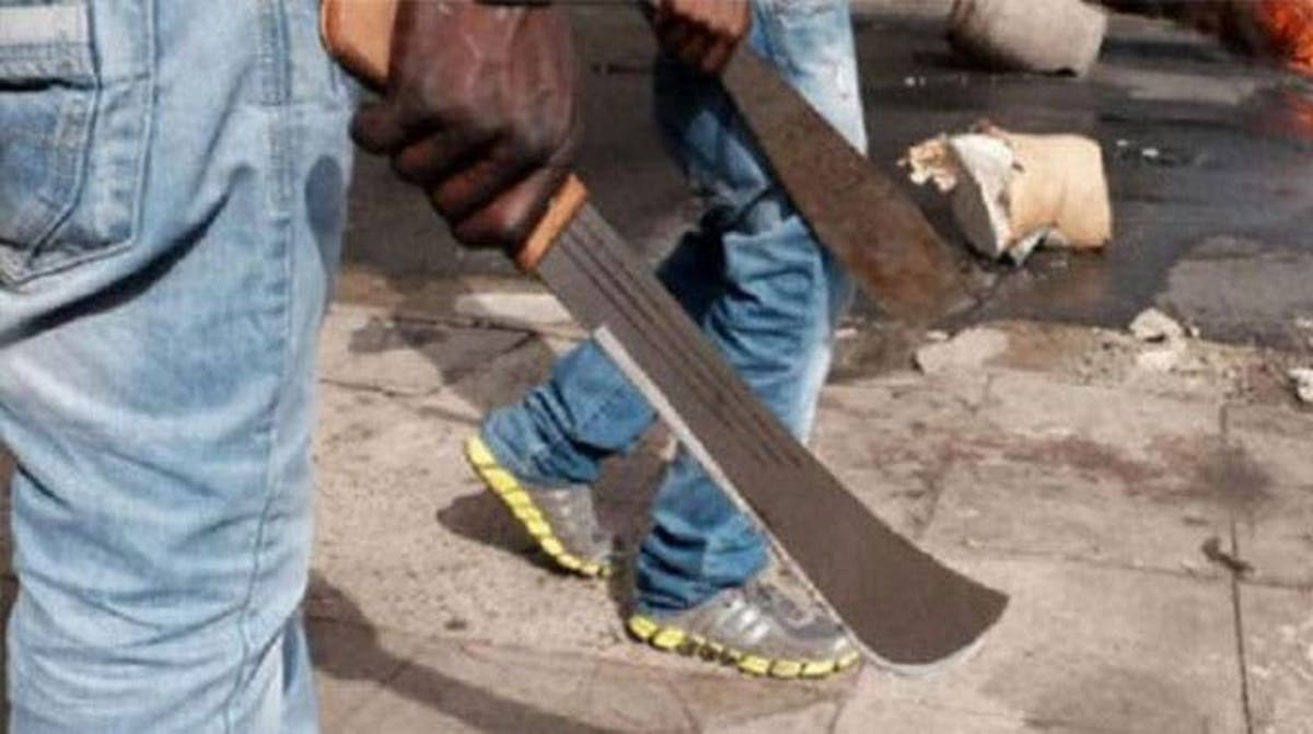 $5000 Bail for a Zhombe Machete Gangster