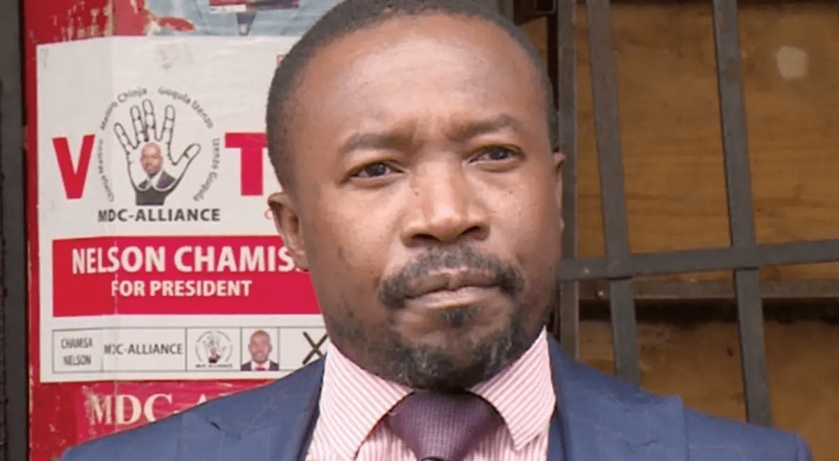 Harare Mayor's Jail Nightmare Ends