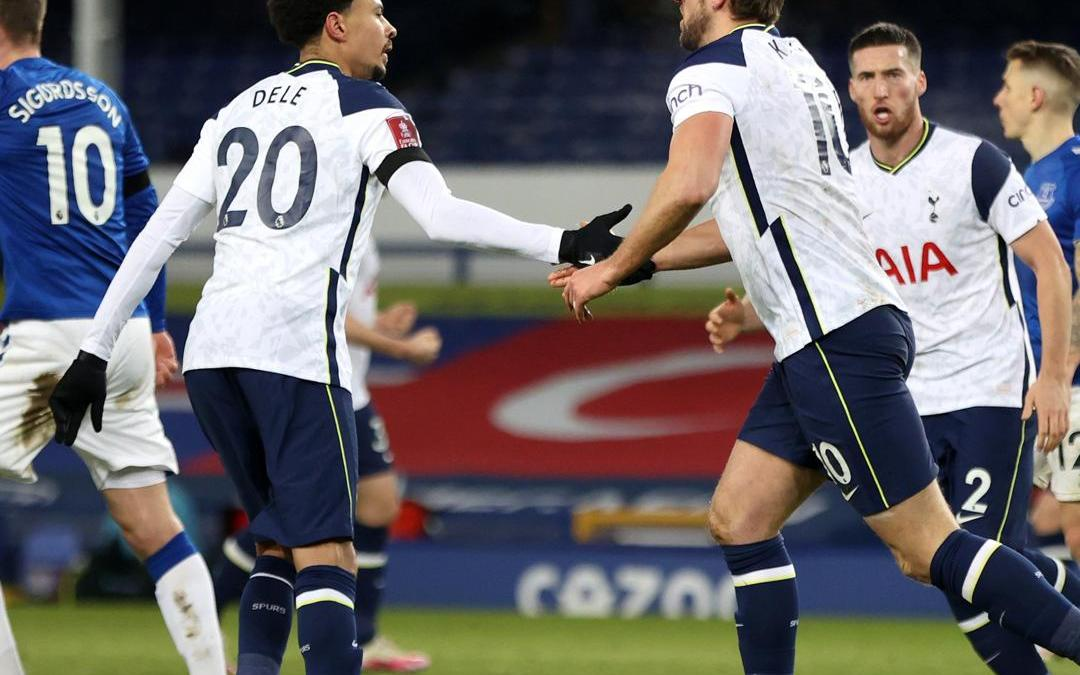 Tottenham Knocked Out of FA Cup in a Nine Goal Thriller
