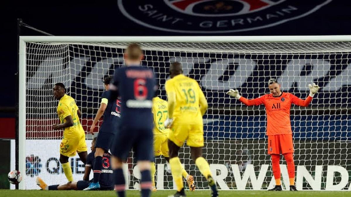 PSG  & Two Players Share Sunday Nightmare