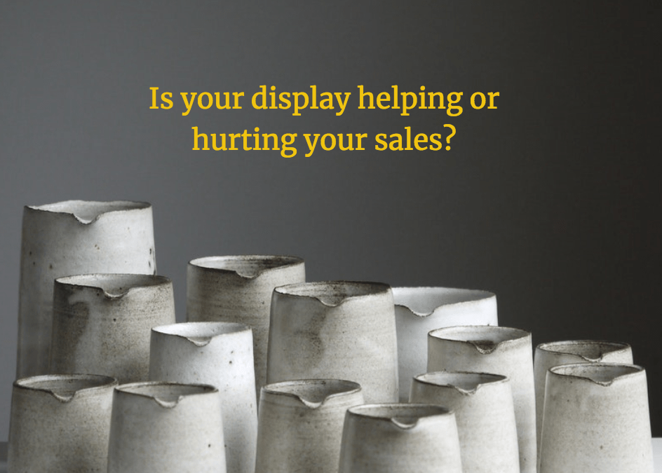 Top Five Display Elements That Help You Sell Art