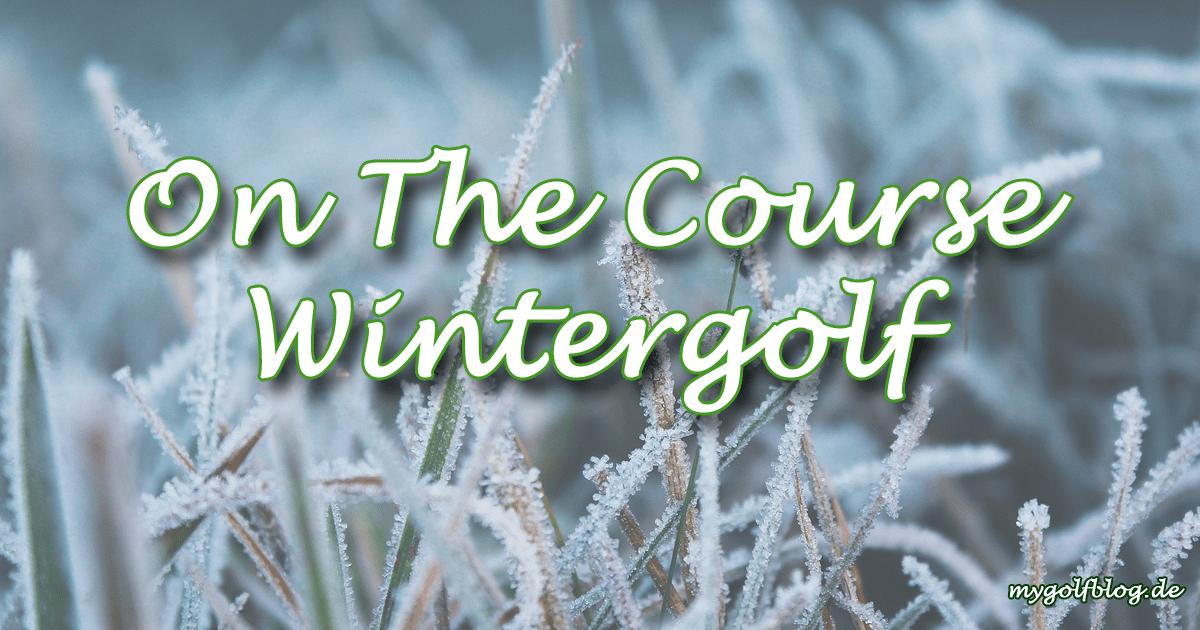 wintergolf golf im winter