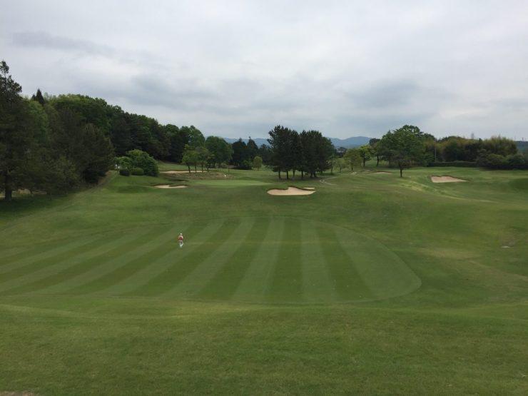 Naruo Golf Club 3