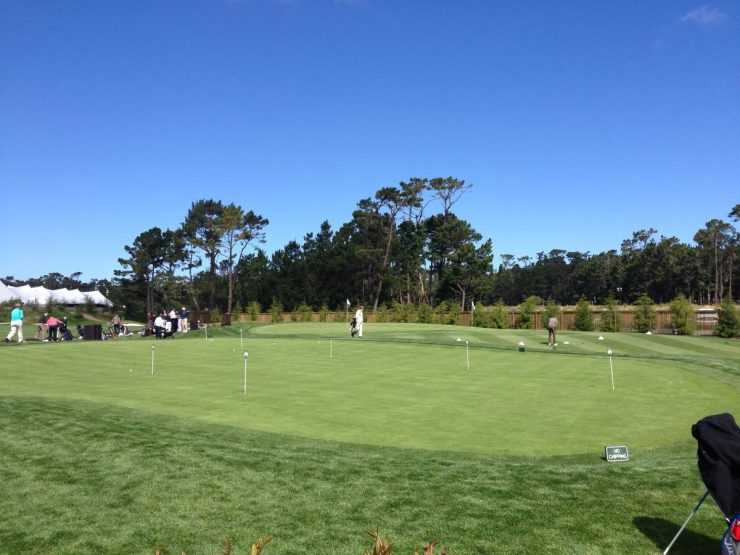 short game area