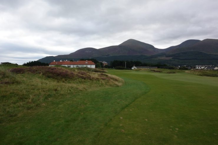approach to 18th