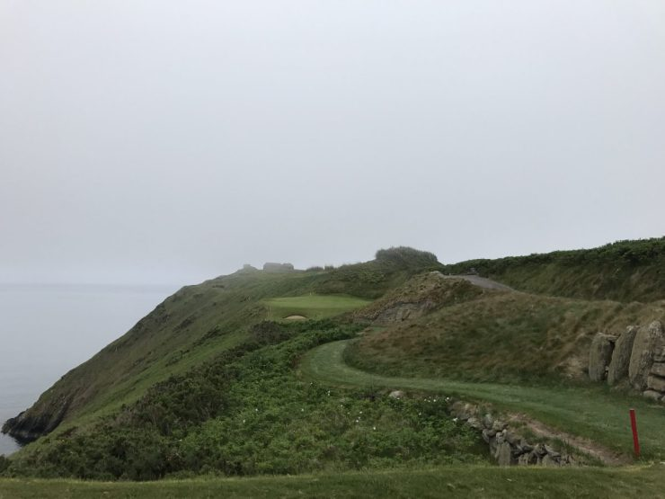 Old head golf links great par 3