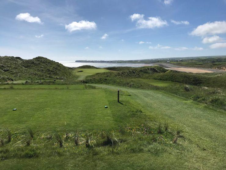 lahinch golf club hole 11
