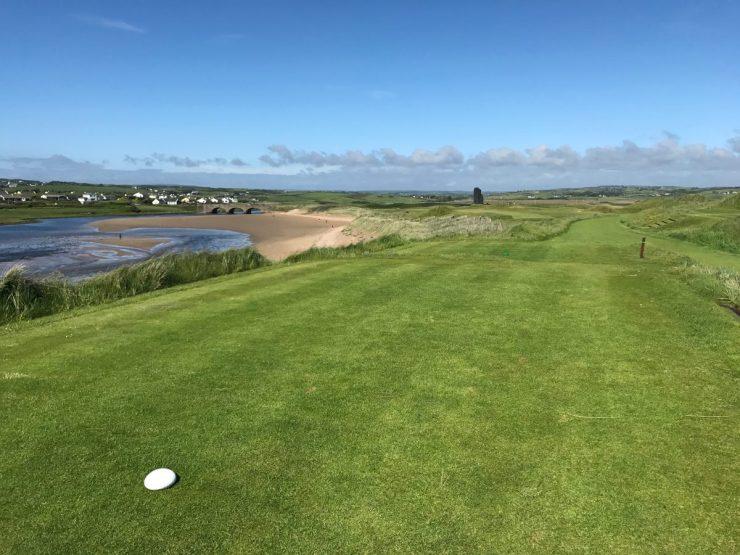 lahinch golf club 12th
