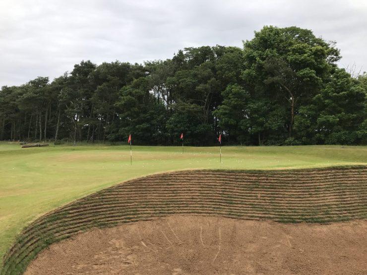 kingbarns golf links short game