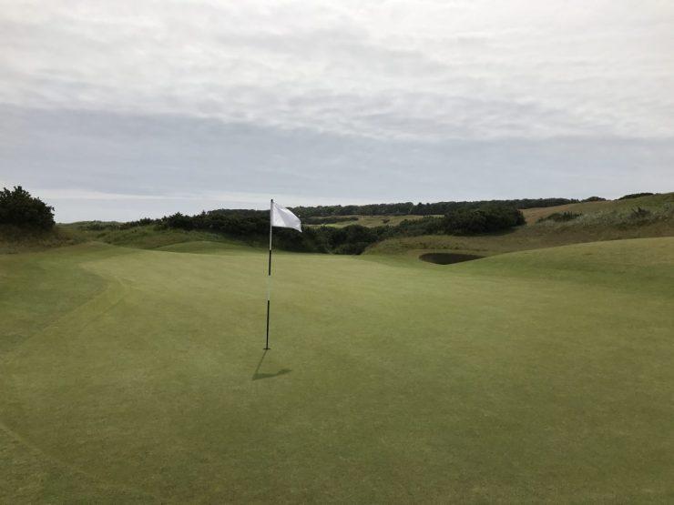 hole 6 kingbarns golf links