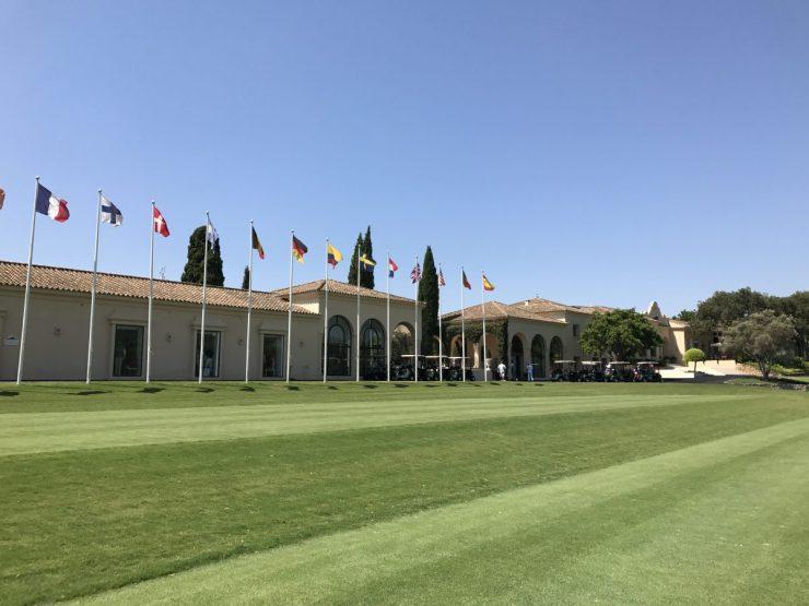 valderrama golf clubhouse