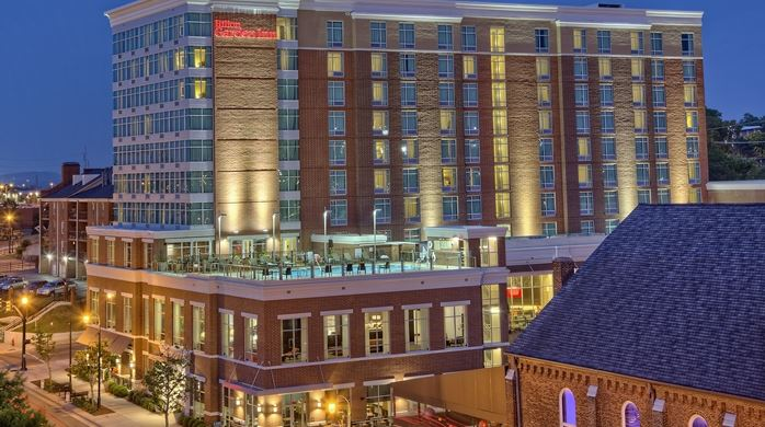 Hilton Garden Nashville Tennessee