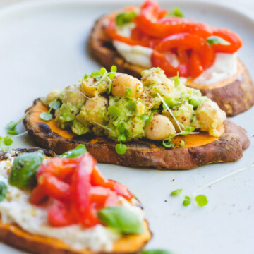 Gorgeously Simple Sweet Potato Toast Recipes