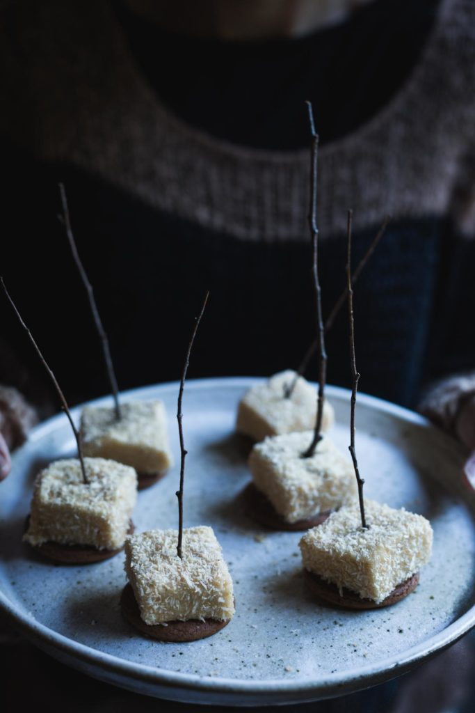 Made with full-bodied maple syrup, these homemade vegan maple marshmallows are deliciously fluffy and sweet in all the right ways.