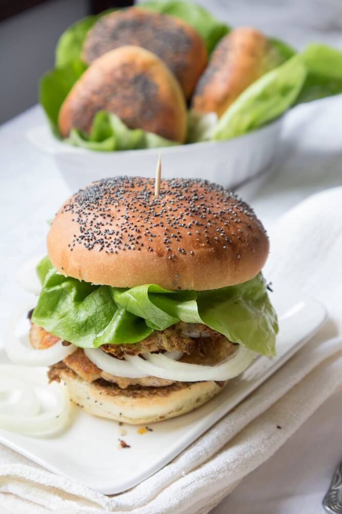The Big List of Awesome Vegan Burger Recipes - My Goodness Kitchen