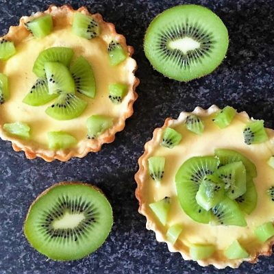 Kiwi Tartlets