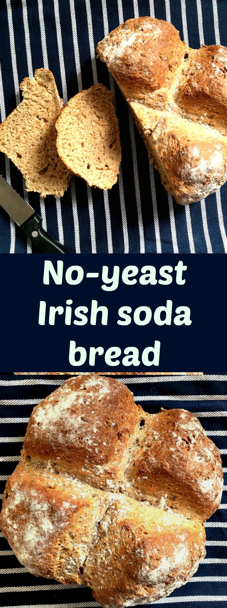 Paul Hollywood S Soda Bread No Yeast My Gorgeous Recipes