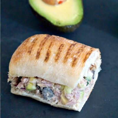 Simple Tuna Salad Sandwich Recipe