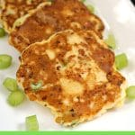 Tender Chicken Fritters Recipe, a delicious and healthy appetizer, totally kid friendly. Ready in well under 30 minutes, super easy to make.