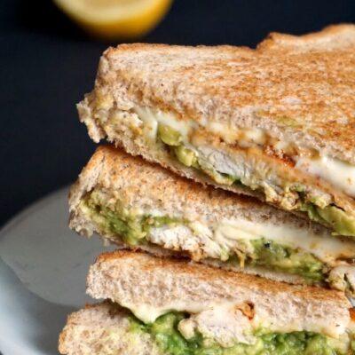 Grilled Chicken Avocado Sandwich